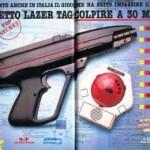 Pistola Laser Anni 80 Lazer Tag