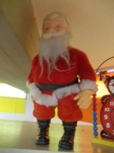 Giocattoli: Babbo Natale - Fine anni '50