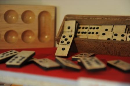 Museo del gioco di firenze e della toscana giochiamo - Domino gioco da tavolo ...