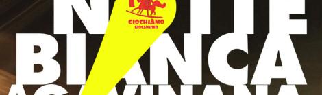 EVENTO GIOCAMUSEO - NOTTE BIANCA - GIOVEDI' 11 LUGLIO 2013