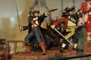Pirati e Bucanieri - Personaggi