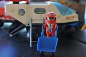 Playmobil Spazio Anni '80