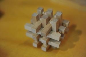 Rompicapo - Croce multi-incastro