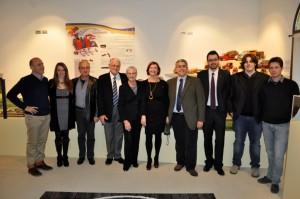Foto staff Fondazione Geiger
