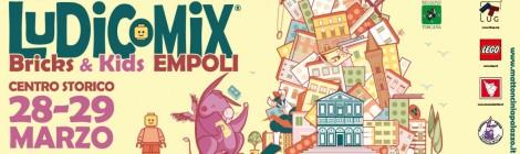 Giocamuseo all'evento Ludicomix Empoli