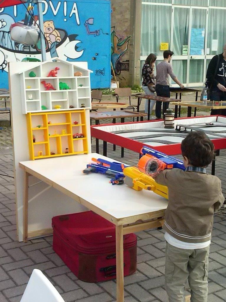 Tiro a Segno Nerf - Un tiro  a segno con uno dei giochi per bambini più precisi e divertenti.. i fucili Nerf! Un esperienza meravigliosa ed emozionante!