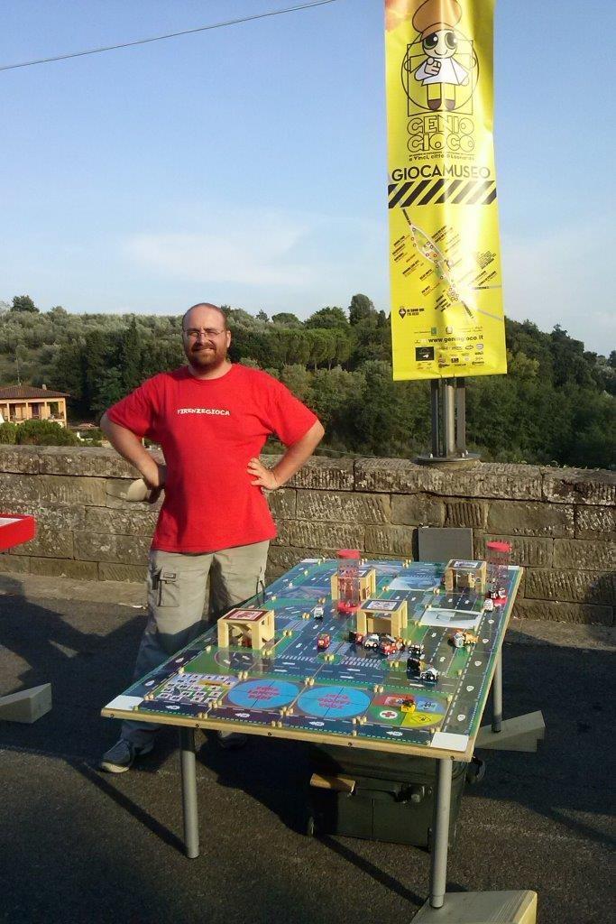 Giocamobiline - Strepitoso gioco multiruolo tutto progettato da noi. Gioco multifunzione con plancia rinnovabile ad ogni partita! Per un divertmento dai 3 anni fino ai 99!