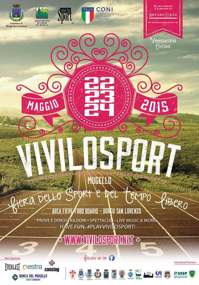 VIVI LO SPORT MUGELLO 22-24 MAGGIO a