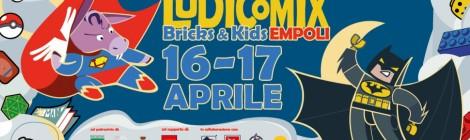 Giocamuseo a Ludicomix 2016 Empoli! 16-17 Aprile