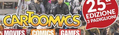 Giocamuseo a Cartoomics - Milano 9-10-11 Marzo