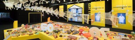 """Mostra Esselunga con alcune nostre bambole del Museo """" Giocamuseo """"! Dal 28 Marzo al 21 Aprile 2018"""