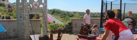 CARNEVALE CON GIOCHI DI LEGNO INTERATTIVI 2 MARZO 2019 - Villa Arrivabene - Firenze