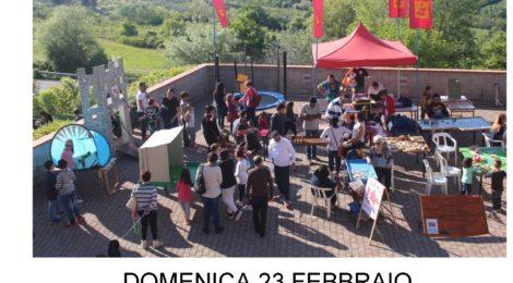 Carnevale 23 Febbraio Piazza Alberti Firenze
